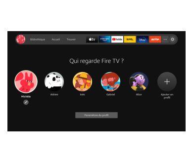 Fire TV : La nouvelle interface arrive sur les Cube et Stick 4K