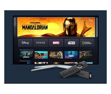 Amazon Fire TV Stick et Fire TV Stick 4K : Disponibilité de l'application Disney+ confirmée