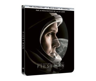 First Man en Blu-ray 4K : le 20 février, tous les détails !