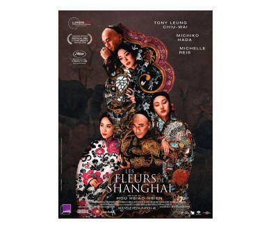 Les Fleurs de Shanghai de Hou Hsiao-hsien : Restauration 4K et au cinéma le 22 juillet