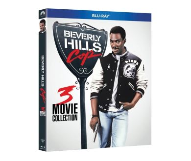Le Flic de Beverly Hills : Trilogie remasterisée en 4K et sortie Blu-ray
