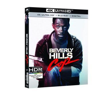 Le Flic de Beverly Hills (1984) officialisé en 4K Ultra HD Blu-ray chez Paramount