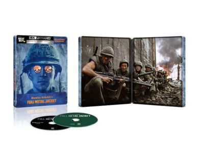 MAJ : Full Metal Jacket en 4K Ultra HD Blu-ray le 23 septembre + Précommande