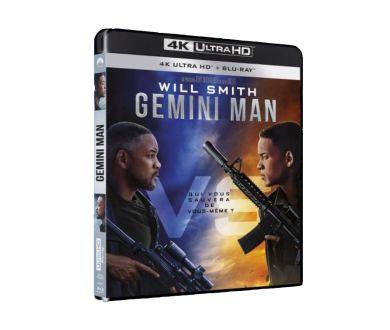 Gemini Man d'Ang Lee : Tous les détails des Blu-ray et 4K UHD Blu-ray