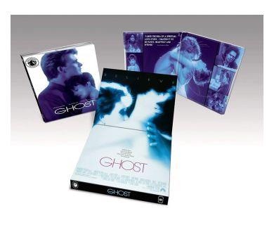 Ghost (30ème anniversaire) : Restauration 4K et nouvelle édition Blu-ray