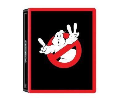 Ghostbusters et Ghostbusters II : Une édition 4K Steelbook 35ème anniversaire