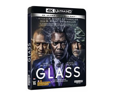 Glass : Déjà en précommande 4K Ultra HD Blu-ray en France !