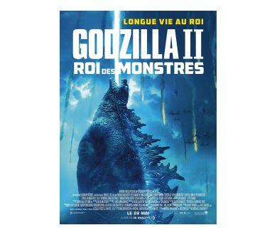 Godzilla - Roi des Monstres : Dolby Vision et HDR10+ sur l'édition 4K Ultra HD Blu-ray