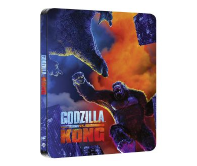 Godzilla vs. Kong officialisé en 4K Ultra HD Blu-ray à partir de juin