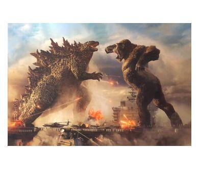MAJ : Godzilla vs Kong : Le 17 mars au cinéma en France, le 26 mars aux USA