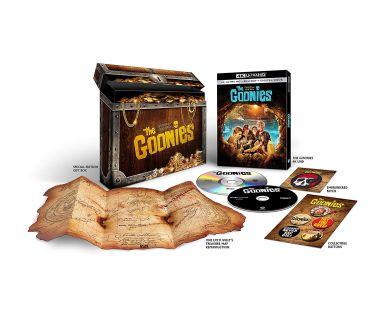 Les Goonies : L'édition 4K Ultra HD Blu-ray se confirme pour le 1er septembre