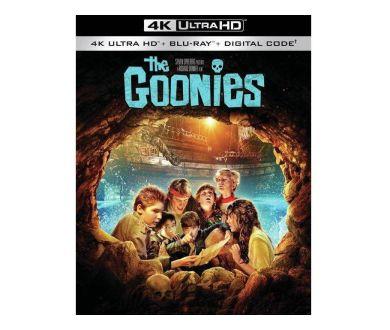 Les Goonies en 4K Ultra HD Blu-ray : Ouverture des précommandes (le 9 septembre)
