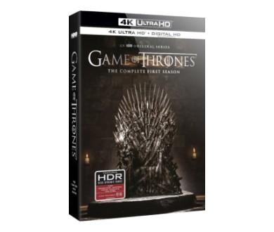 MAJ : Game of Thrones : Précommande de l'intégrale 4K Ultra HD Blu-ray (le 8 novembre)