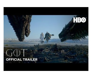 HBO : Record d'audience absolu pour le dernier d'épisode de Game of Thrones