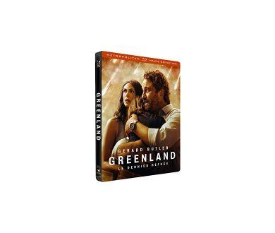 Greenland - Le Dernier Refuge en Steelbook Blu-ray le 5 décembre