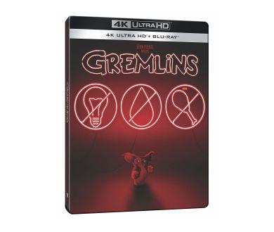 Gremlins en 4K Ultra HD Blu-ray le 2 octobre : Détails de l'édition française