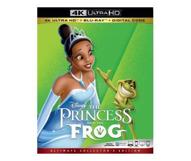 Disney aux USA : 5 nouveaux titres annoncés en 4K Ultra HD Blu-ray