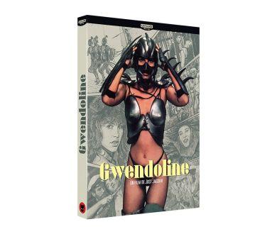 Gwendoline (1984) officialisé en 4K Ultra HD Blu-ray (fin juillet)