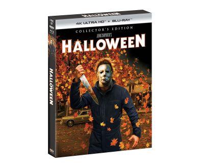 Les premiers volets de la saga Halloween en 4K Ultra HD Blu-ray chez Scream Factory