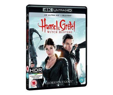 Hansel & Gretel: Witch Hunters en France en 4K Ultra HD Blu-ray le 22 septembre