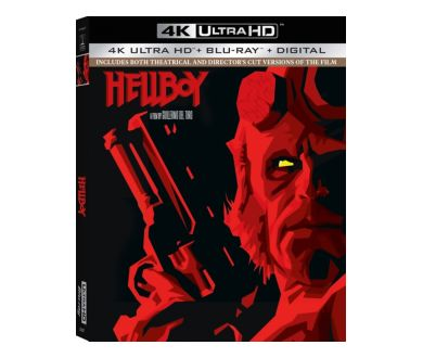 Hellboy (2004) officialisé en 4K Ultra HD Blu-ray chez Sony Pictures
