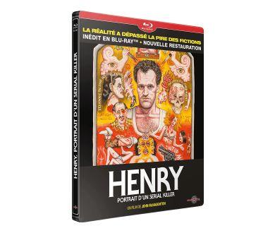 Henry, Portrait d'un Serial Killer (Restauré en 4K) : Un Steelbook Blu-ray le 22 septembre