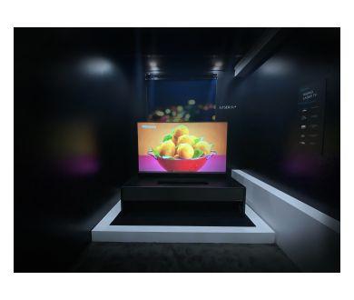 Hisense présente au CES 2020 un Laser TV à écran auto-élévateur