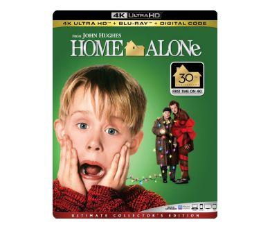 Maman, j'ai raté l'avion (Home Alone) le 19 septembre en 4K Ultra HD Blu-ray