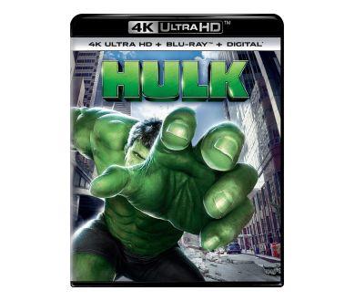 Hulk (2003) : Le 9 juillet au format 4K Ultra HD Blu-ray
