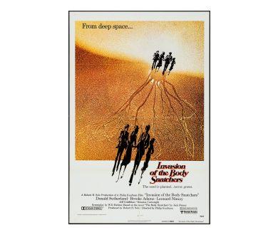 L'Invasion des Profanateurs de Philip Kaufman annoncé en 4K Ultra HD Blu-ray (USA)