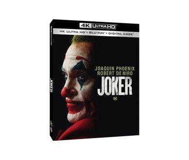 Joker en 4K Ultra HD Blu-ray : Tous les détails !