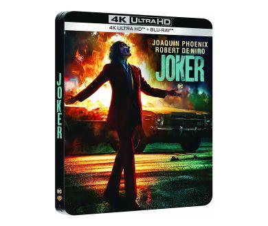 MAJ Visuel : Joker en 4K Ultra HD Blu-ray : Tous les détails !