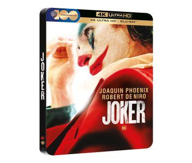 MAJ Précommande Joker : Le 12 février 2020 en Blu-ray et 4K Ultra HD Blu-ray
