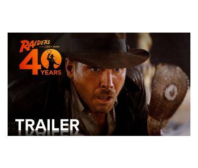 Indiana Jones en 4K Ultra HD Blu-ray : Venez découvrir la bande-annonce !