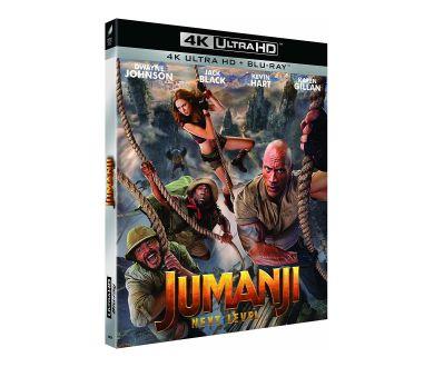 Jumanji The Next Level : le 6 avril en France en 4K Ultra HD Blu-ray