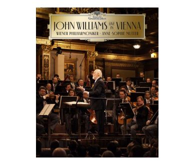 John Williams : Son concert à Vienne en Blu-ray le 14 août prochain