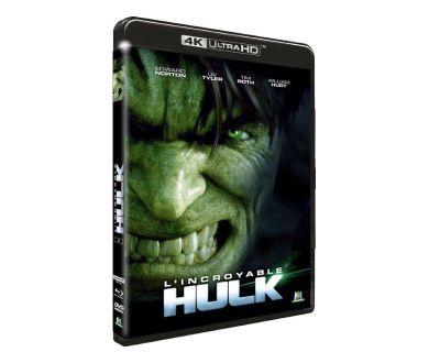 L'incroyable Hulk en 4K Ultra HD Blu-ray en France le 18 novembre