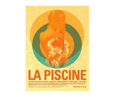 La Piscine (Alain Delon, Romy Schneider) en 4K Ultra HD Blu-ray en octobre