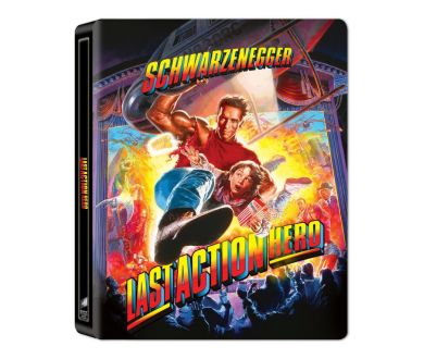 MAJ : Last Action Hero le 16 juin 2021 en 4K Ultra HD Blu-ray en France