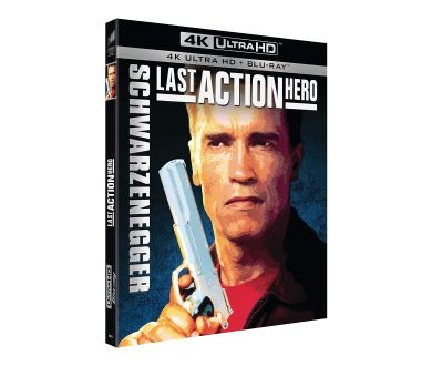 MAJ : Last Action Hero le 16 juin 2021 en 4K Ultra HD Blu-ray en France