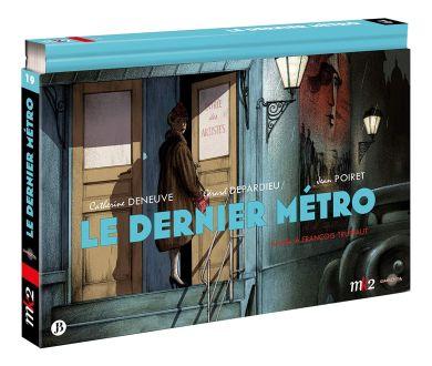 MAJ : Le Dernier Métro de François Truffaut : Restauration 2K et coffret Blu-ray collector