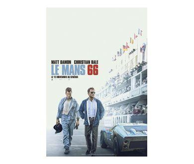 Le Mans 66 : Ouverture des précommandes 4K Ultra HD Blu-ray