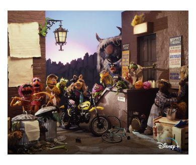 Disney+ officialise l'arrivée de l'intégrale du Muppet Show dès le 19 février