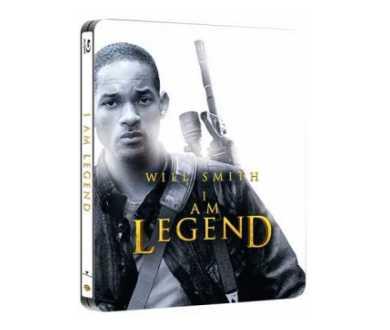 Un Steelbook 4K Ultra HD Blu-ray le 7 juillet pour Je suis une légende !
