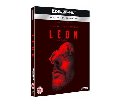 Léon : Director's Cut en 4K Ultra HD Blu-ray le 28 octobre