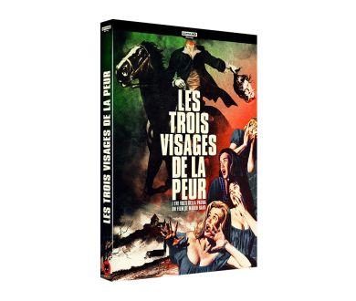 Les Trois Visages de la Peur de Mario Bava (1963) en 4K UHD Blu-ray début mars