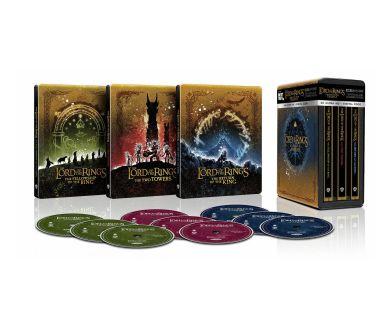 MAJ : Le Seigneur des Anneaux et Le Hobbit aperçus en 4K Ultra HD Blu-ray !