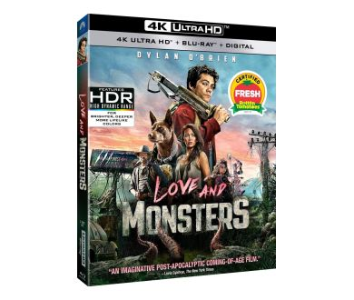 Love and Monsters (2020) à partir du 5 janvier 2021 en 4K Ultra HD Blu-ray