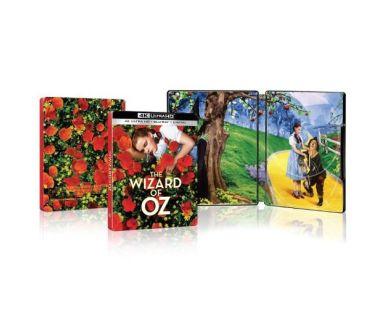 Le Magicien d'Oz en 4K Ultra HD Blu-ray le 29 octobre chez Warner