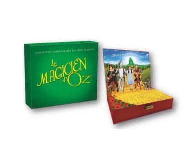 Le Magicien d'Oz en 4K Ultra HD Blu-ray : Un coffret pop-up tiroir (édition limitée) le 6 novembre